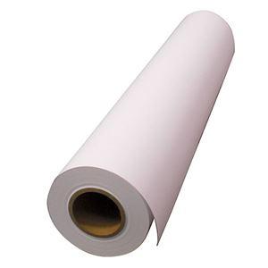 中川製作所 インクジェット厚手コート紙24インチロール 610mm×30m 0000-208-H42A 1本