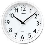 (まとめ)カシオ 壁掛け時計 IQ-58-7JF1台【×5セット】