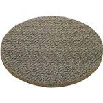山崎産業(ポリシャー用パッド)シックラインフロアパッド9緑(表面洗浄用) E-16-9-G 1パック(5枚)
