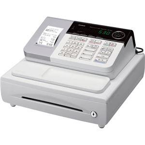 カシオ 電子レジスター ホワイトSE-S30-WE 1台