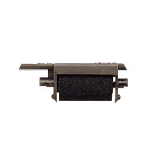 (まとめ)カシオ 電子レジスター用 インクローラー黒 IR-40 1個【×10セット】