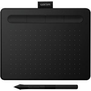 ワコム Intuos Smallベーシック ブラック CTL-4100/K0 1台 - 拡大画像
