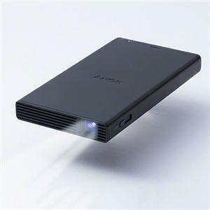ソニー モバイルプロジェクター WVGA105ANSIルーメン MP-CD1 1台