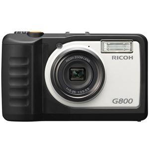 リコー 防水・防塵・業務用デジタルカメラG800 162045 1個 - 拡大画像