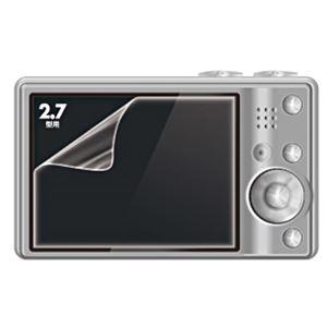 (まとめ)サンワサプライ 液晶保護反射防止フィルム2.7型 DG-LC8 1枚【×10セット】