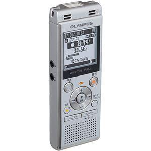 オリンパス ICレコーダーVoice-Trek 4GB シルバー V-862 SLV 1台