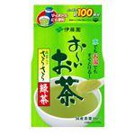 伊藤園 おーいお茶 さらさら抹茶入り緑茶80g/パック 1セット(6パック)