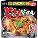 丸美屋 とり釜めし 味付けごはん付き230g 1セット(24食)