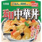 丸美屋 五目中華丼 ごはん付き 305g 1セット(24食)