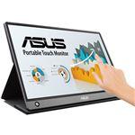 ASUS ZenScreen15.6型10点マルチタッチ対応モバイル液晶モニター MB16AMT 1台