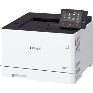 キヤノン Satera LBP664Cカラーレーザービームプリンター A4 3103C005 1台 - 拡大画像