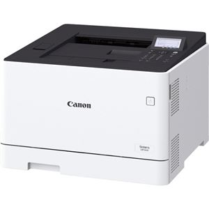 キヤノン Satera LBP661Cカラーレーザービームプリンター A4 3103C012 1台 - 拡大画像
