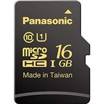 パナソニック microSDHCUHS-Iカード 16GB Class10 RP-SMHA16GJK 1枚