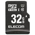 エレコム ドラレコ/カーナビ向け車載用microSDHCメモリカード 32GB MF-CAMR032GU11A 1枚