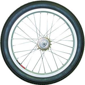 TRUSCO THR-5503用ノーパンクタイヤ 後輪右用 THR-5503TIRE-RR 1個 - 拡大画像