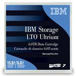 IBM LTO Ultrium7データカートリッジ 6.0TB/15.0TB 38L7302 1セット(5巻)