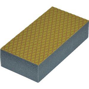 TRUSCO 石材クリーナーパッド50mm×100mm TSCP-5010 1個 - 拡大画像