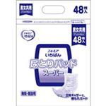 カミ商事 エルモア いちばん尿とりパッド スーパー 病院・施設用 1セット(288枚:48枚×6パック)