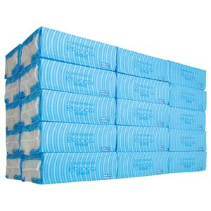 太洋紙業 水洗トイレに流せるペーパータオル ストリーム 200枚/パック 1セット(25パック) - 拡大画像