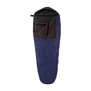 TRUSCO 寝袋 ネイビーTN185-NV 1個 - 拡大画像