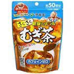 (まとめ)伊藤園 さらさらむぎ茶 インスタント40g 1セット(6パック)【×2セット】