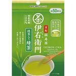 (まとめ)宇治の露製茶 伊右衛門抹茶入インスタント緑茶 40g 1セット(6パック)【×2セット】