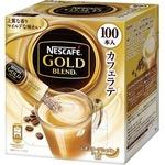 (まとめ)ネスレ ネスカフェ ゴールドブレンドコーヒーミックス 1箱(100本)【×2セット】