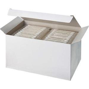 (まとめ)サンリツ 紙軸綿棒 個包装10連 1パック(1000本)【×2セット】 - 拡大画像