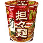 (まとめ)日清食品 日清の担々麺 79g 1ケース(12食)【×4セット】