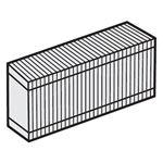 (まとめ)パナソニック加湿セラミックファンヒーター専用 交換用加湿フィルター FEF1950042 1個【×5セット】