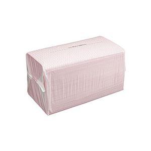 (まとめ)TANOSEE カウンタークロス ピンク 1パック(100枚)【×5セット】 - 拡大画像