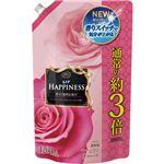 (まとめ)P&G レノアハピネスアンティークローズ&フローラル 詰替用 超特大 1260ml 1パック【×5セット】