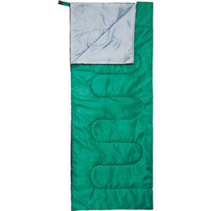 (まとめ)ハピラ 封筒型寝袋 グリーンNBKR900 1個【×5セット】 - 拡大画像