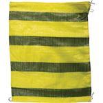 (まとめ)萩原工業 トラ土のう 48cm×62cmTD10 1パック(10枚)【×5セット】