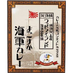 (まとめ)ヤチヨ ウッドアイランドよこすか海軍カレー 200g 1食【×10セット】 - 拡大画像