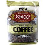(まとめ)国太楼 アバンス 徳用スペシャルブレンド 500g(豆)1袋【×10セット】