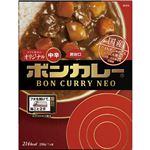 (まとめ)大塚食品 ボンカレーネオコクと旨みのオリジナル 中辛 230g 1食【×20セット】