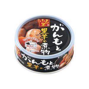(まとめ)ホテイフーズ ふる里 がんもと里芋の煮物70g 1缶【×30セット】 - 拡大画像
