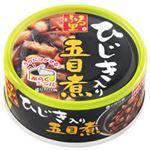 (まとめ)ホテイフーズ ふる里 ひじき入り五目煮75g 1缶【×30セット】