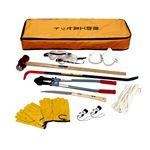 コクヨ [ソナエル]背負い工具セット DR-TS1N 1セット