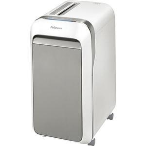 フェローズ プロフェッショナルシュレッダー LX221 A4 マイクロカット ホワイト 5180501 1台 - 拡大画像