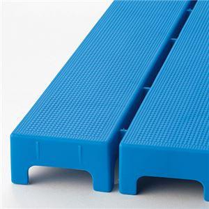 テラモト エコブロックスノコ 297×444mm 青 MR-986-642-0 1ケース(8枚)