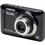コダック コンパクトデジタルカメラPIXPRO ブラック FZ53BK 1台