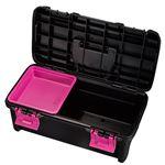 (まとめ)リングスター 工具箱 ECOTTE W430×D230×H180mm RE-430 1個 【×3セット】