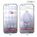 カスタムカバー iPhone 6 ベイマックス(全身)
