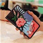 MrH(ミスターエイチ)スマホウォレットケース/オリエンタルポップビューティーピンクBy iPhone11Pro
