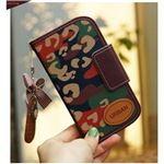 MrH(ミスターエイチ)スマホウォレットケース/アーバンミリタリーネイビー(ストラップ付属なし)By iPhone11Pro