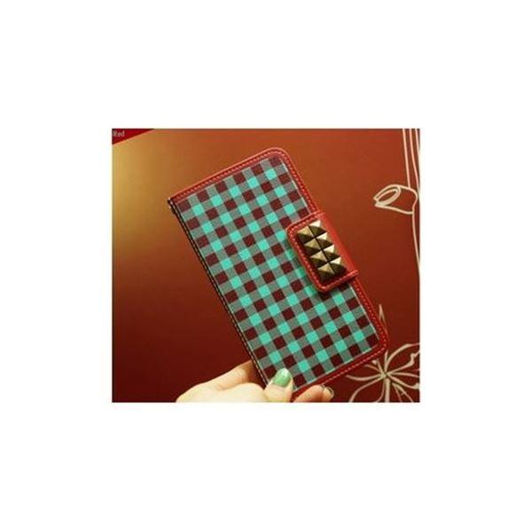 MrH(ミスターエイチ)スマホケース/アロンギングフォーカントリーギンガムBy iPhone11ProMax