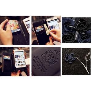 MrH(ミスターエイチ)スマホウォレットケース/ベラロゼットBy iphone6