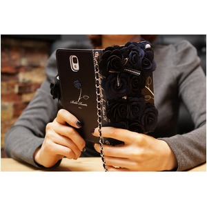 MrH(ミスターエイチ)スマホウォレットケース/ベラロゼットBy iphone6plus